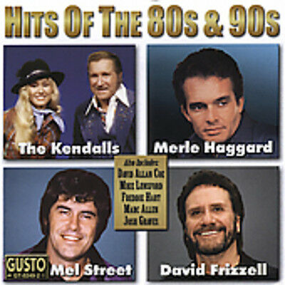 Various Artists - Hits of the 80s & 90s / Various [New CD]