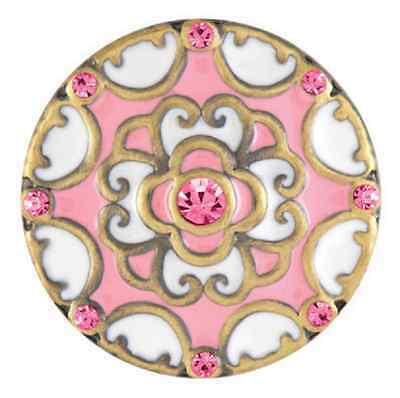 Buy 4, Get 5Th $6.95 Snap Free Ginger Snaps™ Blossom - Pink/white Sn08-90