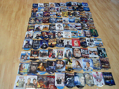 BLU RAY collection LOT 300 titles POTTER inception ICE AGE Apes Hangover