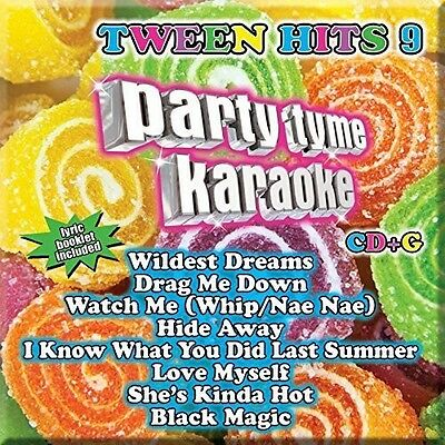 Various Artists - Party Tyme Karaoke: Tween Hits 9 [New CD]