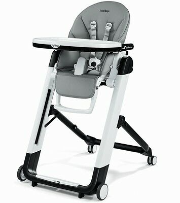 Peg Perego Siesta High Chair in Ice Brand New!!