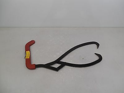 "Industrial 20-1/4"" Jaw Log Wood Logging Tongs"