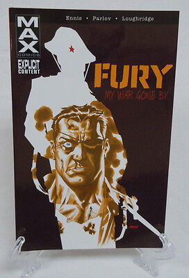 Nick Fury MAX My War Gone By Volume 1 Marvel Comics TPB Trade Paperback New
