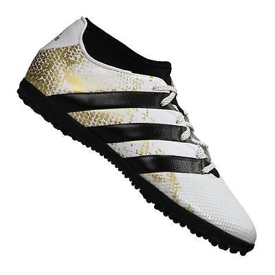 adidas ACE 16.3 Primemesh TF Weiss Gold