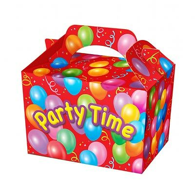 Wholesale Job Lot 150 Party Time Food Boxes *Party *Boys *Girls
