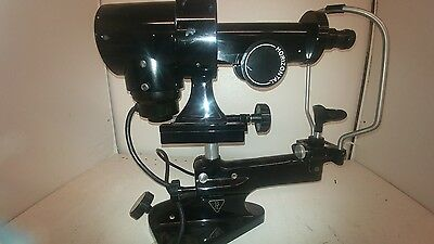 Bosch and Lomb Keratometer Model 71-21-35