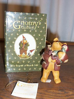 Gnomy's Diaries figurines Legend of Bear and Me Daydreamer new
