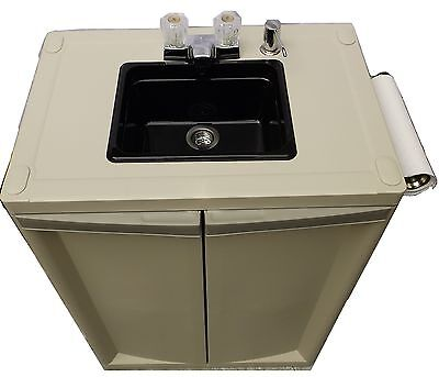Self Contained Sink / Portable Handwash Sink with warm water B/S