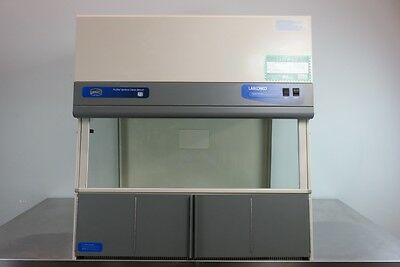 Labconco Purifier Filtered PCR Enclosure with Warranty Video in Description
