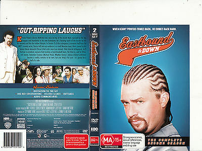 Eastbound And Down-2009/13-TV Series USA-The Complete Second Season-[2 Disc]-DVD
