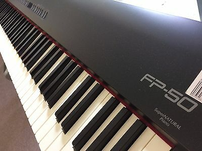 Digital ROLAND FP50 PIANO & stand Showroom DEMO ONE ONLY