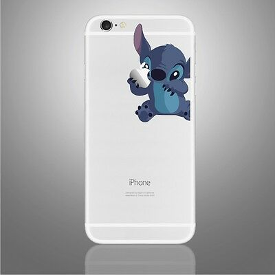 Cute Stitch iphone Sticker Viny Decal for iPhone 6, 6s,7