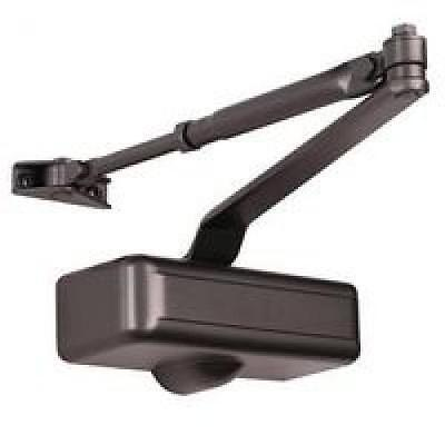 Door Closer Residential Brown