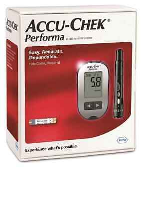 Accu-chek Performa II Meter Kit with cashback Voucher* | Free with up to $40 ...