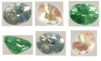 19thC Antique Handcrafted ¼ct Genuine Natural Russian Color-Change Alexandrite