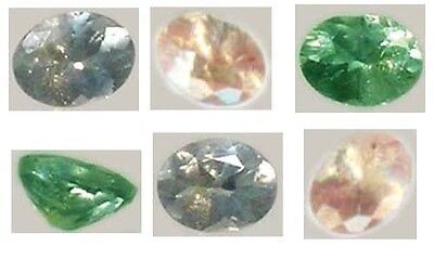 Antique Alexandrite 19thC Russia Natural ¼ct Color-Change Genuine Handcrafted