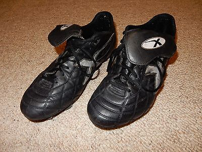 BLADES Mens AFL Football Soccer Leather Boots Shoes - Size 13 - 1c