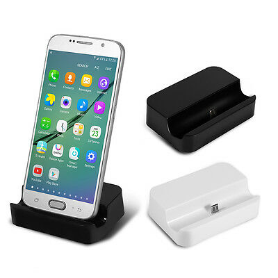 Micro USB Data Sync Charging Dock Docking Station Cradle For Android Cell Phone
