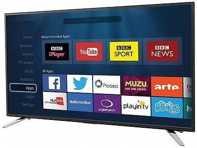 "32"" LED Smart TV Full HD 1080p Freeview HD Media Player / Record and Wifi"