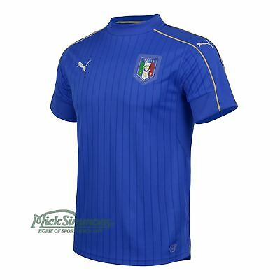 Italy 2016/2017 Replica Home Football Jersey by Puma