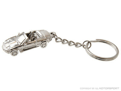 MX-5 Keyring Chromed MK1 Model Mazda MX-5 MK1 1989 - 1998