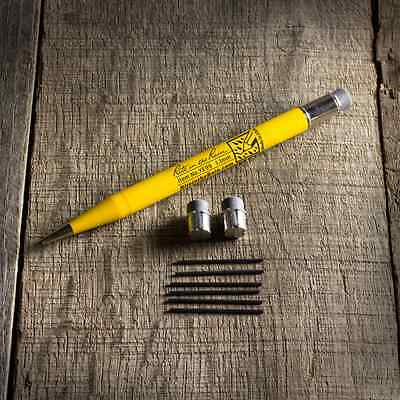 Rite In The Rain Yellow Tough Mechanical Pencil Ye99 Bushcraft Survival Edc