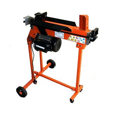 FOREST MASTER FM8TW 5 Ton Electric LOG SPLITTER Hydraulic Wood Axe Timber Maul