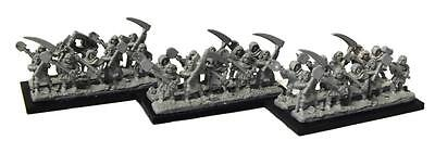 Warmaster - Bretonnian Paesants - 10mm