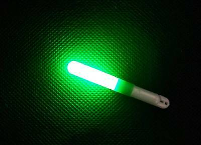 2 X Fishing Electronic LED Light Sticks For Night ,Fishing Tackle Special L
