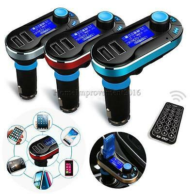 In-car MP3 Player/Phone to Radio FM Transmitter Modulator with Remote Control