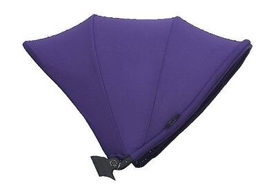iCandy Raspberry Canopy Hood Flavour Pack Wisteria / Purple Shoulder Pads  NEW