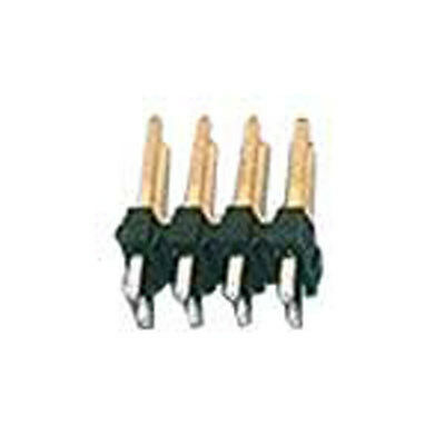 Connector Unshrouded Header Male 8 Position 2.54mm Solder Straight Th 15 pcs