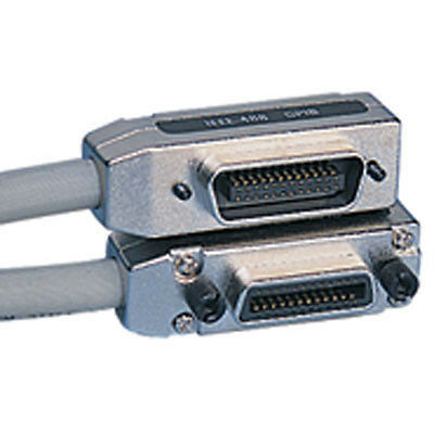 Cable IEEE-488 2 Meters Long GPIB/GPIB