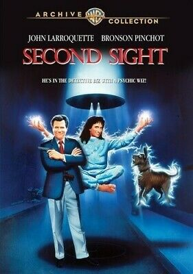 Second Sight (2010, DVD NEW) DVD-R/WS