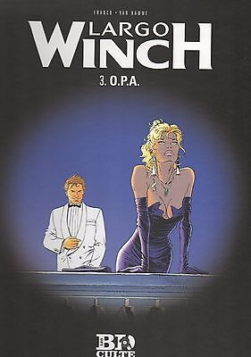 Largo Winch - O.p.a. / Collection Le Figaro N°3