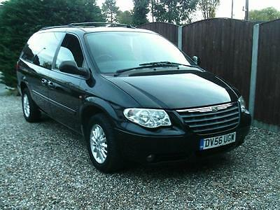 Chrysler Grand Voyager 2.8CRD auto Lx STOW N GO