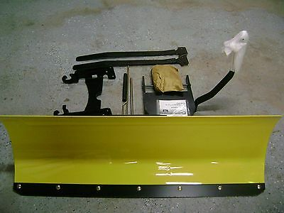John Deere 42 Front Blade LT Series with Hand Lift ONLY  LT133 LT155 LT166 NIB