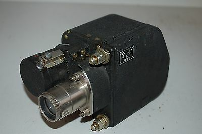 C-13 (S-13) Soviet Aircraft Machine Gun Camera. Spy Plane. No.830023. Untested.