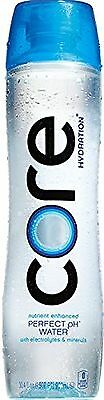 Core Hydration Nutrient Enhanced Water 30.4 Ounce(Pack of 12)