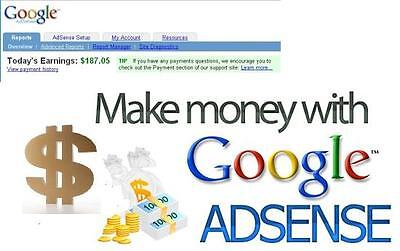 Profitable Established ADSENSE Websites for Sale - Earn Atleast $10 per Month