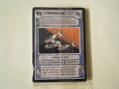 Star Wars CCG Card Tournament Promo Pack (18 cards). Decipher, 1998. Unused