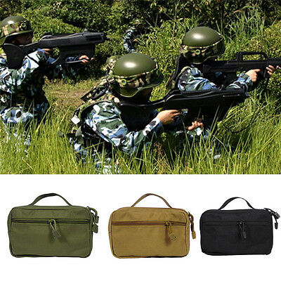 Waterproof Outdoor Multifunctional Sundries Bag Molle Pouch Utility Belt Pocket