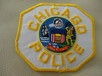 Chicago  Police   Patch.