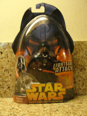 "Star Wars ""darth Vader "" Revenge Of The Sith  # 11  Figure Vintage Collectible"