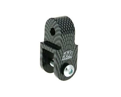kit Riser Naraku 40mm carbone - Aprilia SR 50 Netscaper