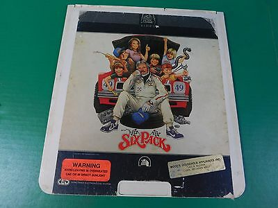 SIX PACK KENNY ROGERS   VideoDisc CED  (#595*)