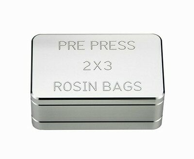 Rosin Pre Press Mold,  Size 2 X 3     (Part 2976)