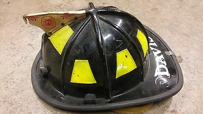 Fire Fighter Traditional Style Helmet Cairns d