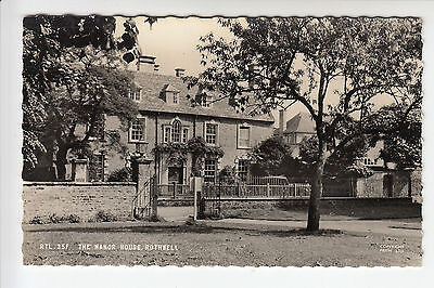 Northants: The Manor House, Rothwell - Frith's RP PC (1125)