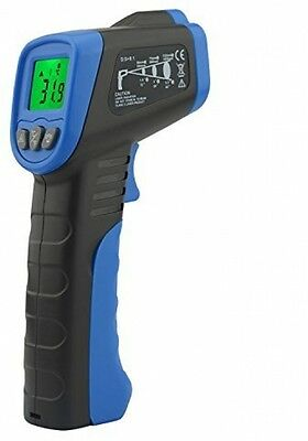 Holdpeak 981A Non-contact Digital Laser IR Infrared Thermometer, -50°C ~ Paint
